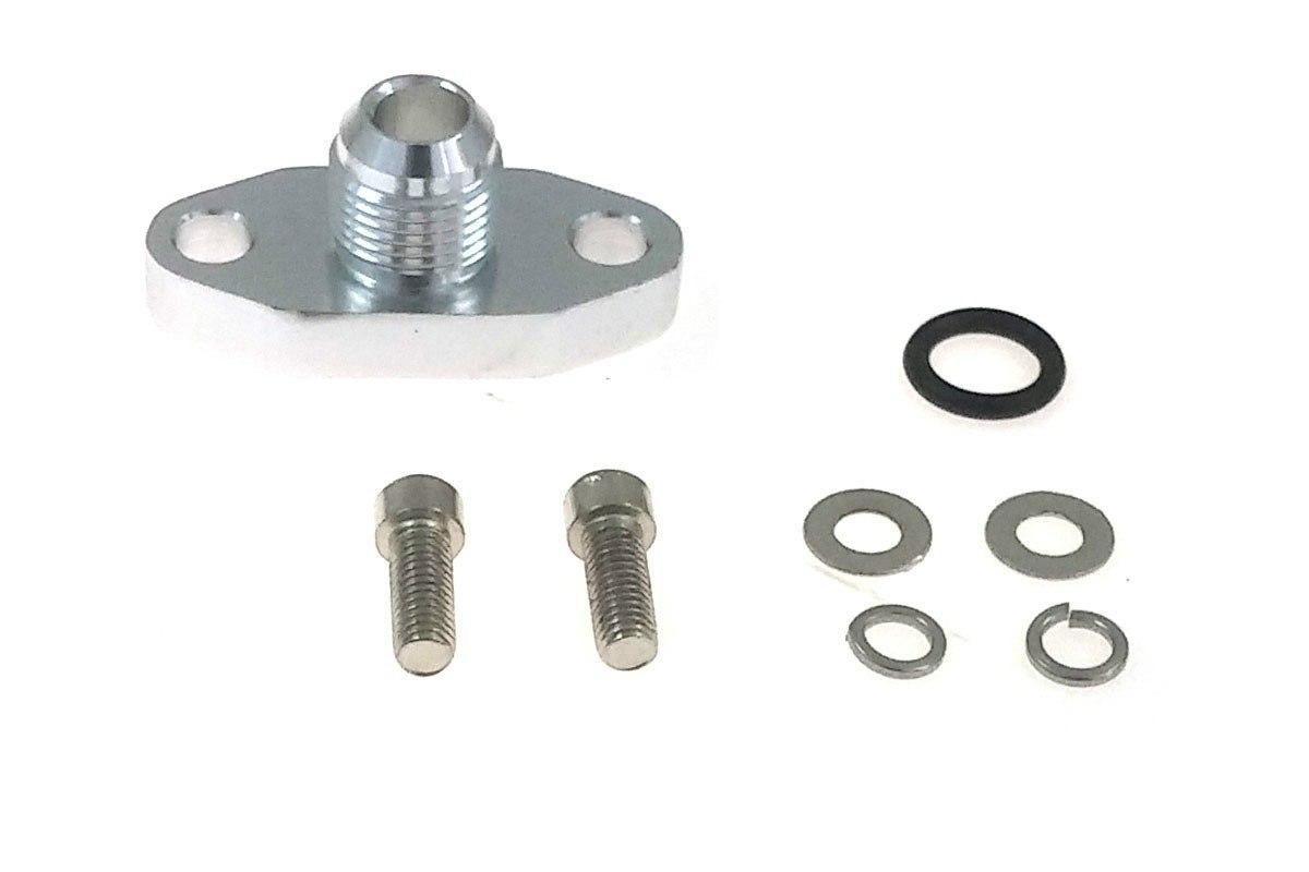 Adapter przewodu olejowego AN10 T3, T4, T04 GT40-TG55 - GRUBYGARAGE - Sklep Tuningowy